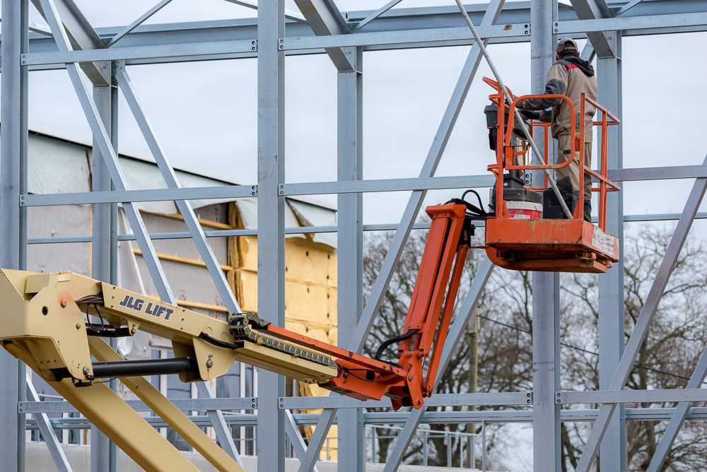 Photo suivi de chantier